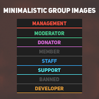 Minimalistic Group Images