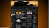 JAMPS - GamerZone Black Orange