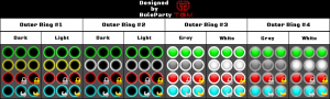 Forum Icon Sprite - Outer Ring Pack
