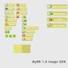 Pale Yellow Default Button Set