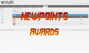Newpoints Awards