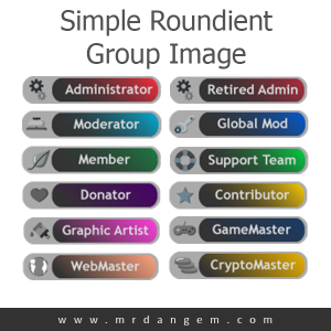 Simple Roundient Group Images
