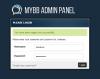 Duende - Admin panel skin