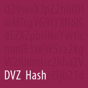 DVZ Hash